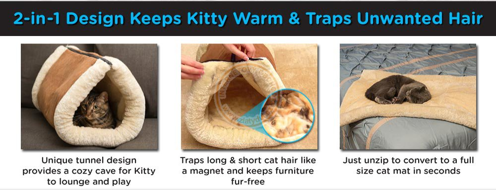 Как сшить для кота подстилку 36