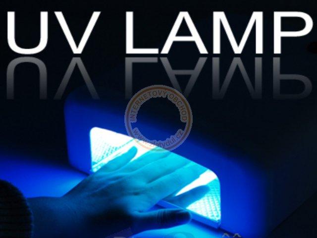 UV lampa pro gelové nehty 36W